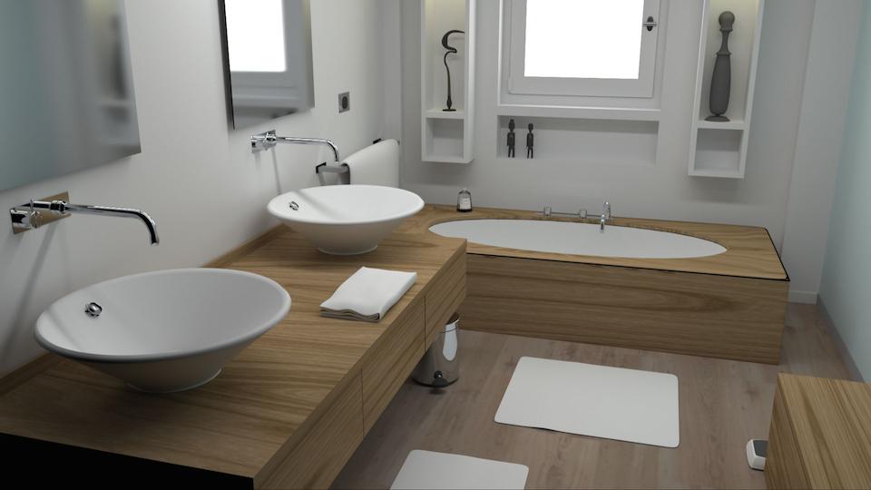 Topic salle de bain lagoa support - Support salle de bain ...