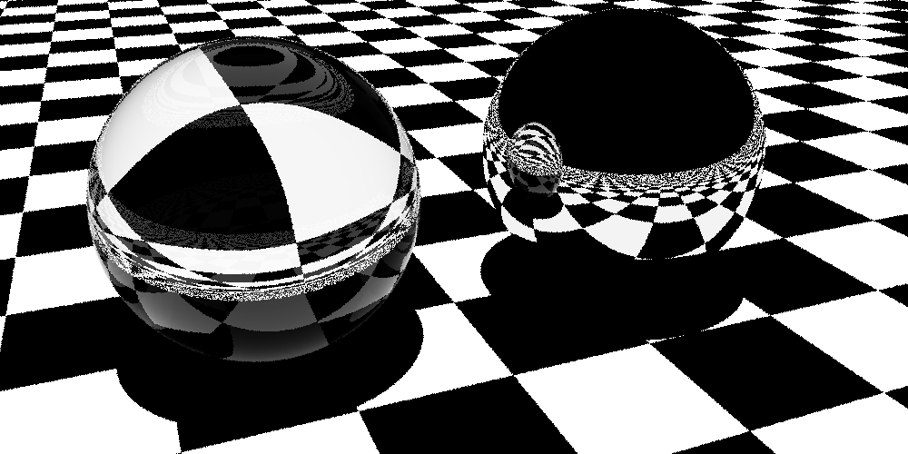 Using a procedural pattern on the floor.